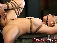 Bdsm dominatrix xxx Big-breasted ash-blonde sweetie Cristi Ann is on