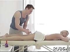 Massage pussy