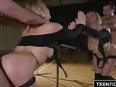 TEENFIDELITY Mia Malkova Pays With Ass