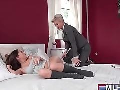 Horny student woken by estate agent(Jimena Lago &amp_ Kathy Anderson) 01 vid-07