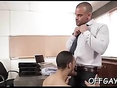 Smashing anal enjoyment at work