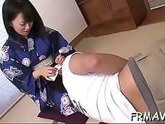 Intoxicating japanese oral