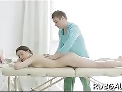 Massage parlor glad ending