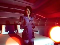 Mass Effect: Project Blue Dawn 2 (Non-Futa Version)