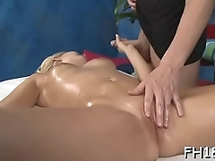Massage seduction movie scenes