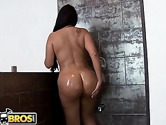 BANGBROS - Colombian Slut Cielo Has A Whole Lot Of Ass increased by Tits!