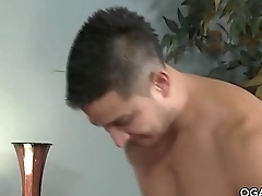 Jake fucks Hunter'_s hole deeply