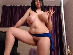 Hot woman live strip showing greatest body