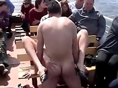Lady-love BIG BOOBS GIRL IN PUBLIC BOAT LinkFull: http://q.gs/E5Zxc