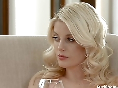 Fucking Awesome - Charlotte Stokely fucks her girlfriend