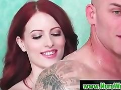 DerrickPierce &amp_ AlexHarper - Pleasure in erotic nuru massage