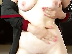 Riley Nixon fucked by her coach