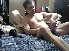 rub cock full