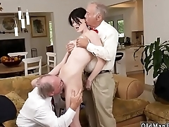 Big old tits get cum She a warm smallish female that we get to watch