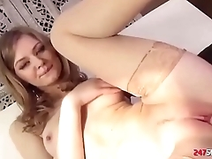 Cute Babes Playing With Their Sex Toys