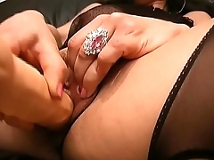 The lesbian secrets of that whore of my wife!