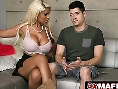 Spanish Tutor'_s Tits - Bridgette B