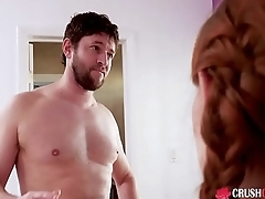 Alexa Nova In Childish Redhead Gets Rammed