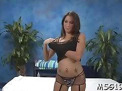 Exposed massage video
