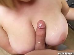 Well-endowed Milfs Face Needs A Big Cum Treatment