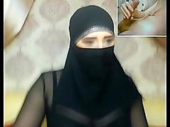 Arab camgirl