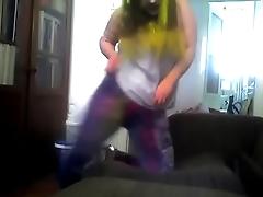 HOT GIRL DANCE - HOME MADE VIDEO #1 [2018]